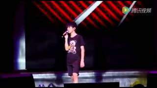 Jackson Yi is singing his parents 39 favourite song