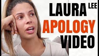 LAURA LEE FAKE APOLOGY DRAMA