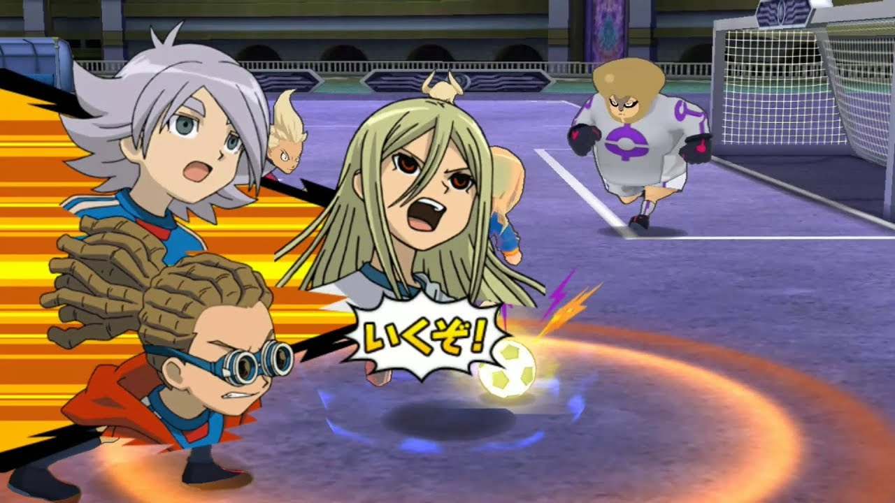 download game inazuma eleven strikers apk