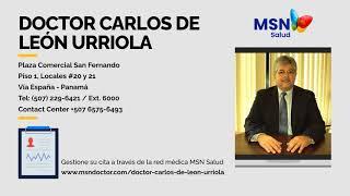 Perfil del Doctor Carlos De León Urriola