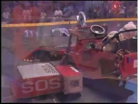 Battlebots Beginning Long Beach California 1999