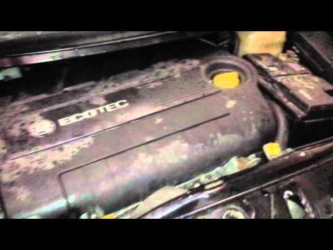 Vauxhall Zafira B 1.9 CDTi 16v Z19DTH engine