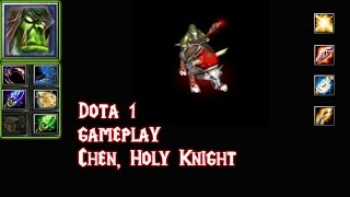 видео Chen  -  The Holy Knight (Чен) - Гайд Dota 6.83c