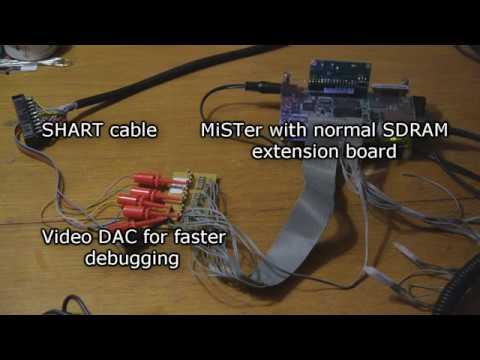 MiSTer FPGA Neo Geo core