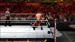 WWE 2K14: Wrestlemania 26: Chris Jericho vs Edge (World Heavyweight Championship)