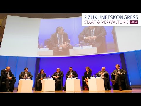 Big Data, Cloud und Mobile Government – Zukunftskongress Staat & Verwaltung 2014