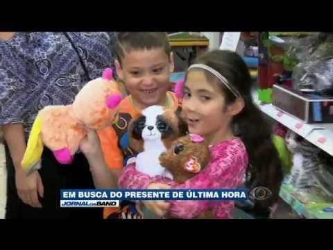 Lojas apostam em compras de última hora no Dia das crianças