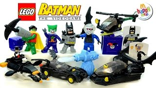 LEGO® Batman™ The Video Game 2008 McDonald