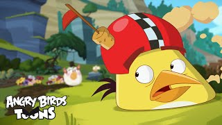 "Angry Birds Toons 2 Ep.19 Sneak Peek - ""Slow The Chuck Down"""