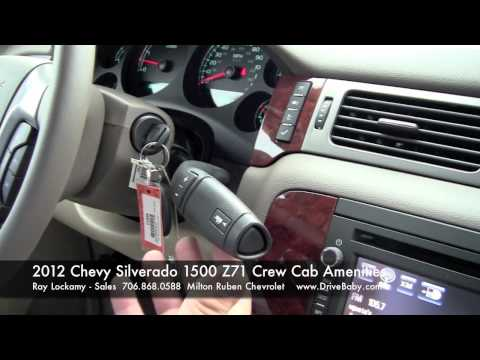 2012 Chevy Silverado 1500 Z71 Crew Cab - Features and Amenities - Chevy Truck