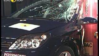 Euro NCAP | Opel/Vauxhall Astra | 2004 | Crash test