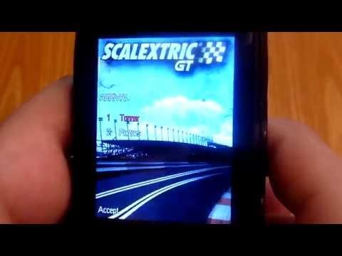 GAME: ScalextricGT on NOKIA X2-02