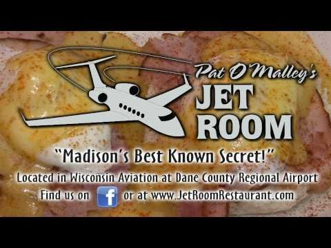 Pat O'Malley's Jet Room Restaurant in Madison, Wisconsin
