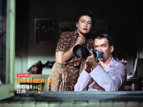 La Ventana Indiscreta Rear Window 1954 Youtube