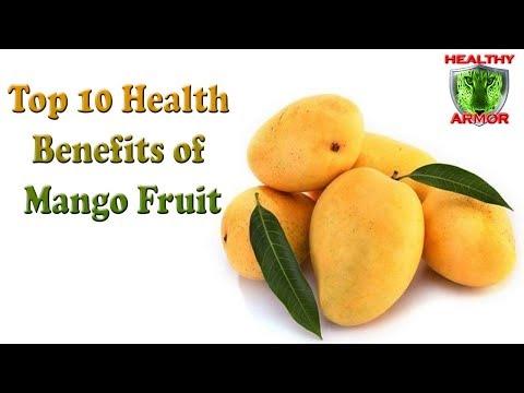 Top 10 Health Benefits Of Mango   Mango Fruit Benefits