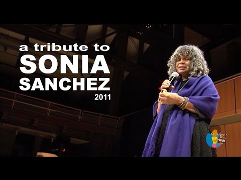 A Tribute to Sonia Sanchez (2011)