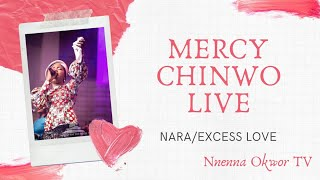Mercy Chinwo - House on the Rock Lagos (Nara, Excess Love)