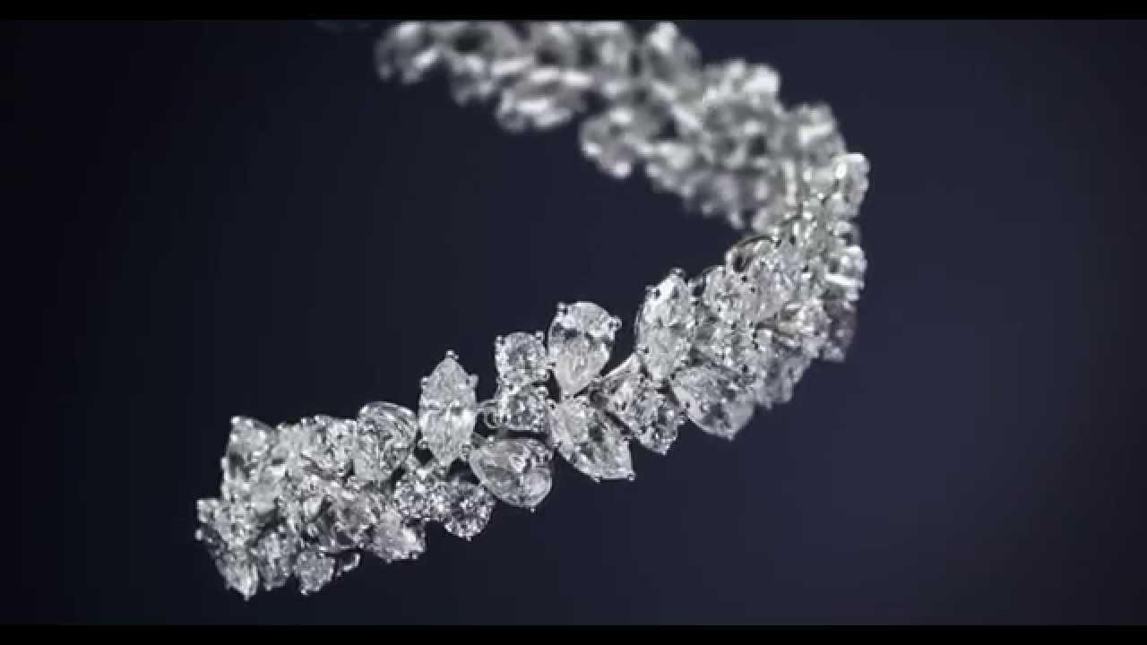 Diamond Cluster Bracelet Youtube