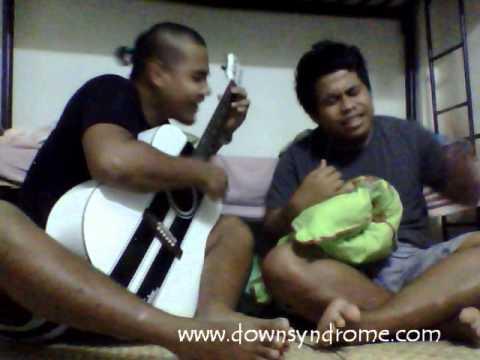 Kiribati USP students 2012 singing Tirotaam: Donald & Roger