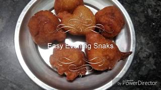 evening snacks ideas