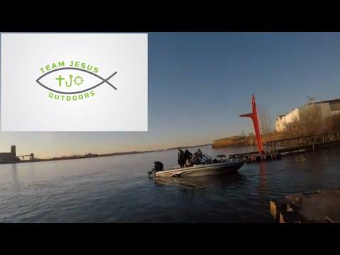 Detroit River Walleye Report 2020 VLOG 2