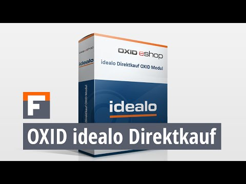 OXID Modul Idealo Direktkauf