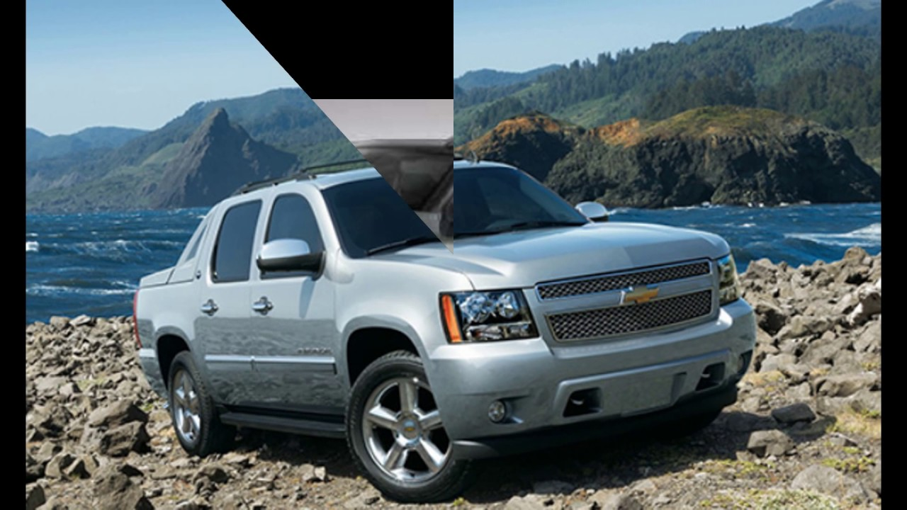 Chevy avalanche concept