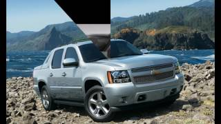 The New 2018 Chevrolet Avalanche Concept