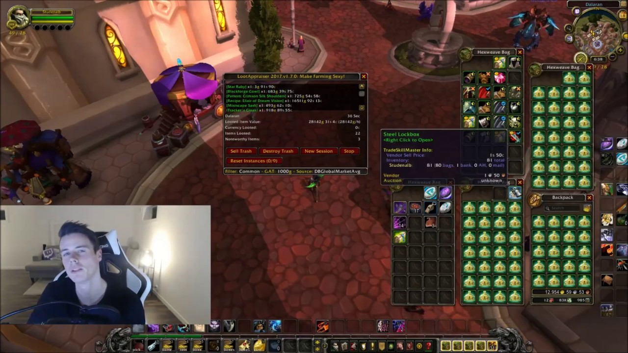 WoW Economy Weekly Wrap-Up: Alpha Updates & Speculation, Banking