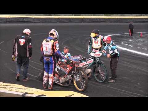 Varde Motorsports Arena, Speedway Match: Region Varde vs  Esbjerg, fredag 12 08 2016   01