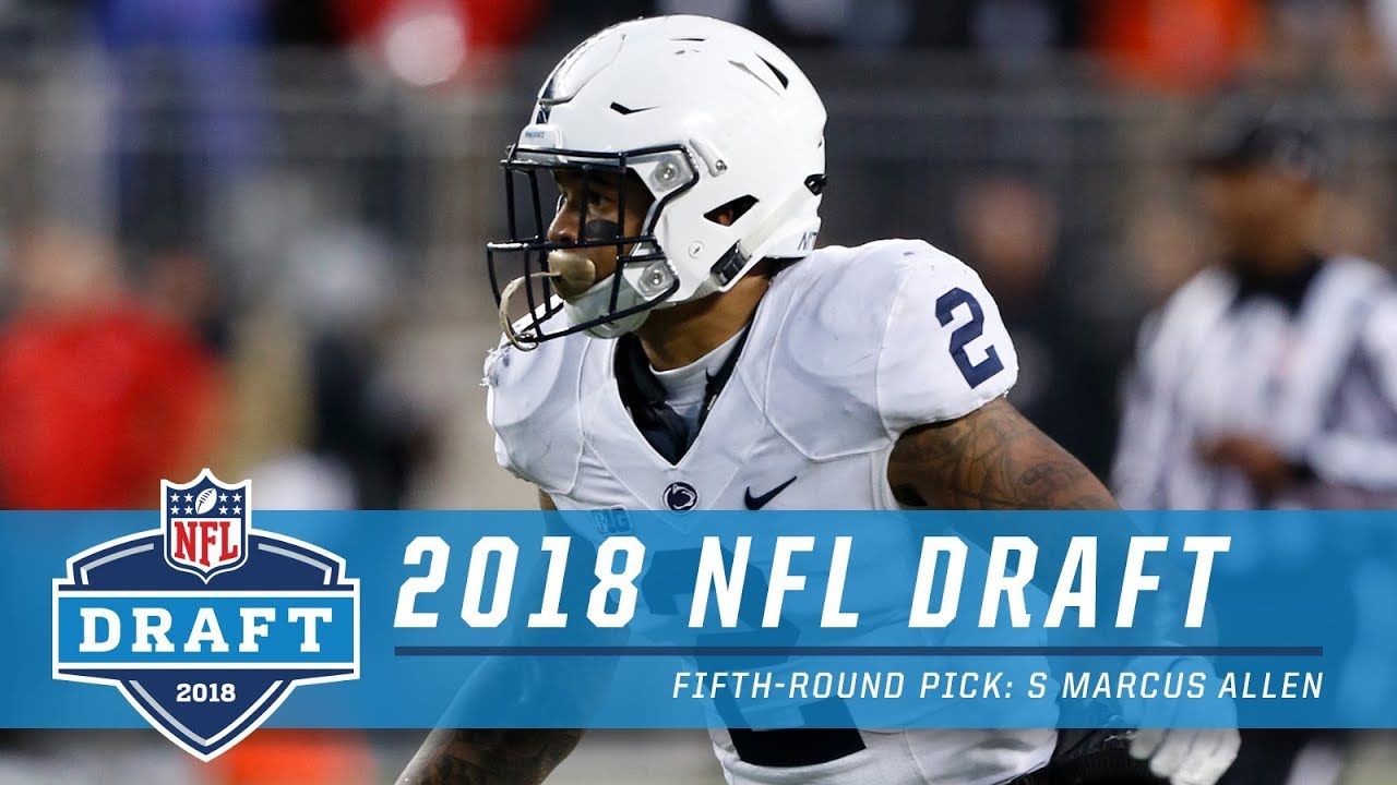 ... College Highlights of Steelers Fifth-Round Pick d5698ed6a