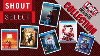 My ShoutFactory Shout Select Blu-ray Collection