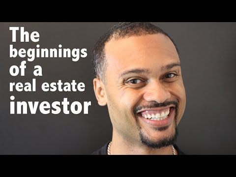 The beginnings of a real estate investor who quit his day job at 30 years old -Real estate investing