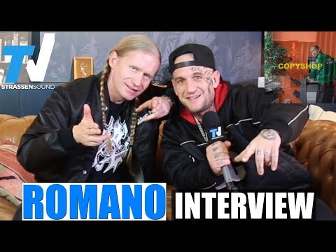 ROMANO Interview mit MC Bogy: Copyshop, Berlin Köpenick, Compton, Ost & West, Rap, Old School
