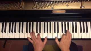 Tutorial piano y voz Ójala (Silvio Rodriguez)