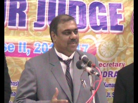 ACTIVE INDIA ALLAHABAD/ विशेष /Justice V.K.BIRLA in KNOW YOUR JUDGE Program