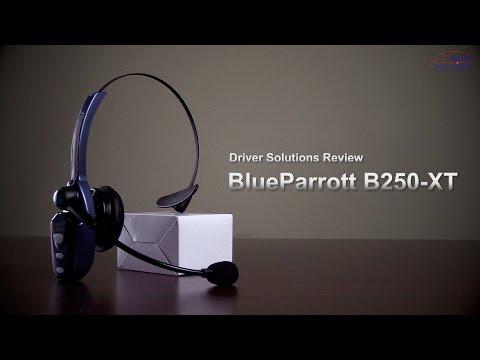 BlueParrott B250-XT Review for Truck Drivers