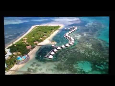 New Caledonia Escapade Island Resort Japan TV Show