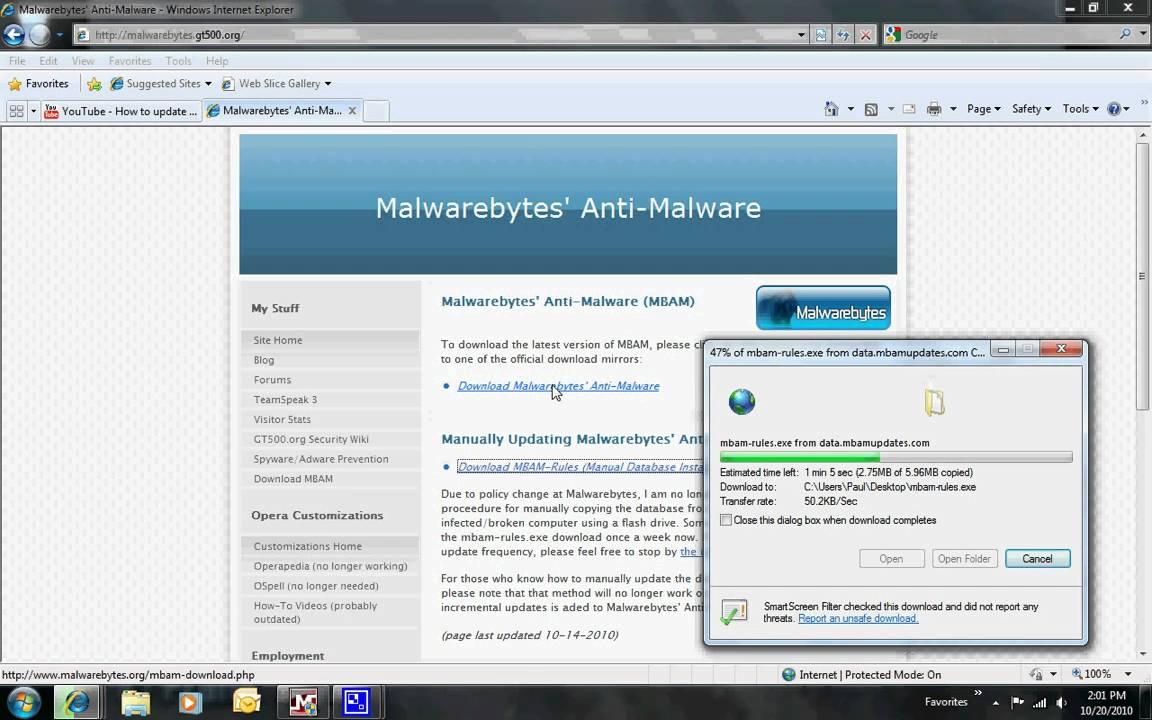 Database updates and version info malwarebytes 3 support forum.