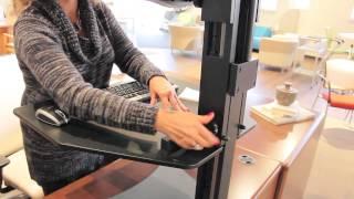 High Rise™ Desk Converters