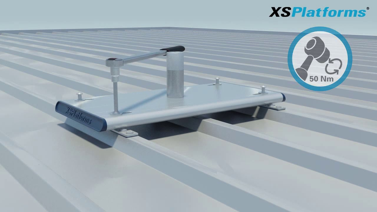 How To Install Xtrusion Trapezoidal Steel Roof Profiles