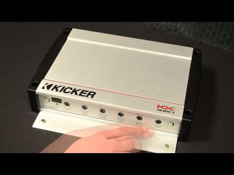KX Amplifier Introduction Part 1