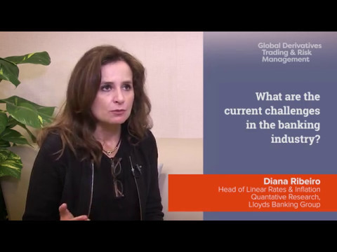 Diana Ribeiro discusses the current challenges in the banking industry