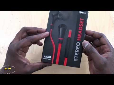 Noisehush NX80 Stereo Headset Review & Giveaway