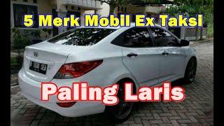 5 Merk Mobil Ex Taksi Paling Laris Dipasaran