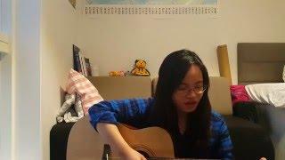 """Phùng Khánh Linh """"Hãy Bảo Nắng Về Đi"""" Guitar Cover"""