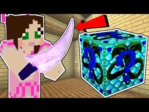 Minecraft: SNAKE LUCKY BLOCK (MOB TRAPS, CRAZY POISON ARMOR, & MORE!!) Mod Showcase