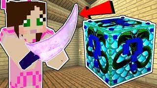 Minecraft: SNAKE LUCKY BLOCK (MOB TRAPS, CRAZY POISON ARMOR, & MORE!!) Mod Showcase