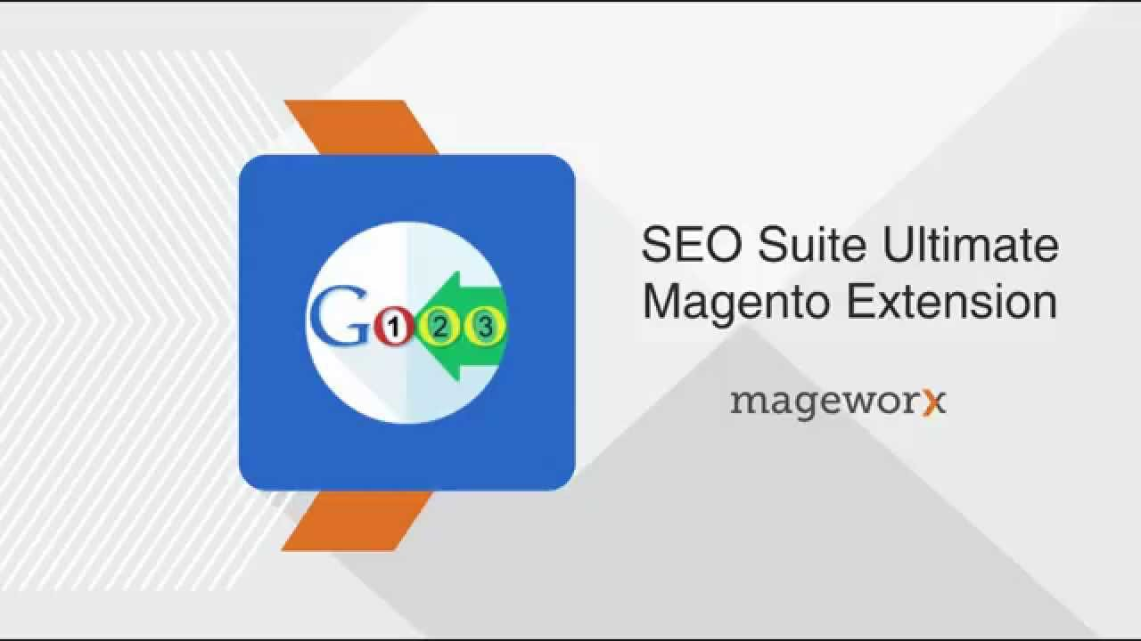 Mageworx SEO suite ultimate