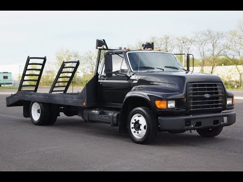 1997 ford f800 toy hauler with cumming 5 9l turbo diesel 5 speed rh youtube com Ford F800 Wiring-Diagram Hummer H3 Manual